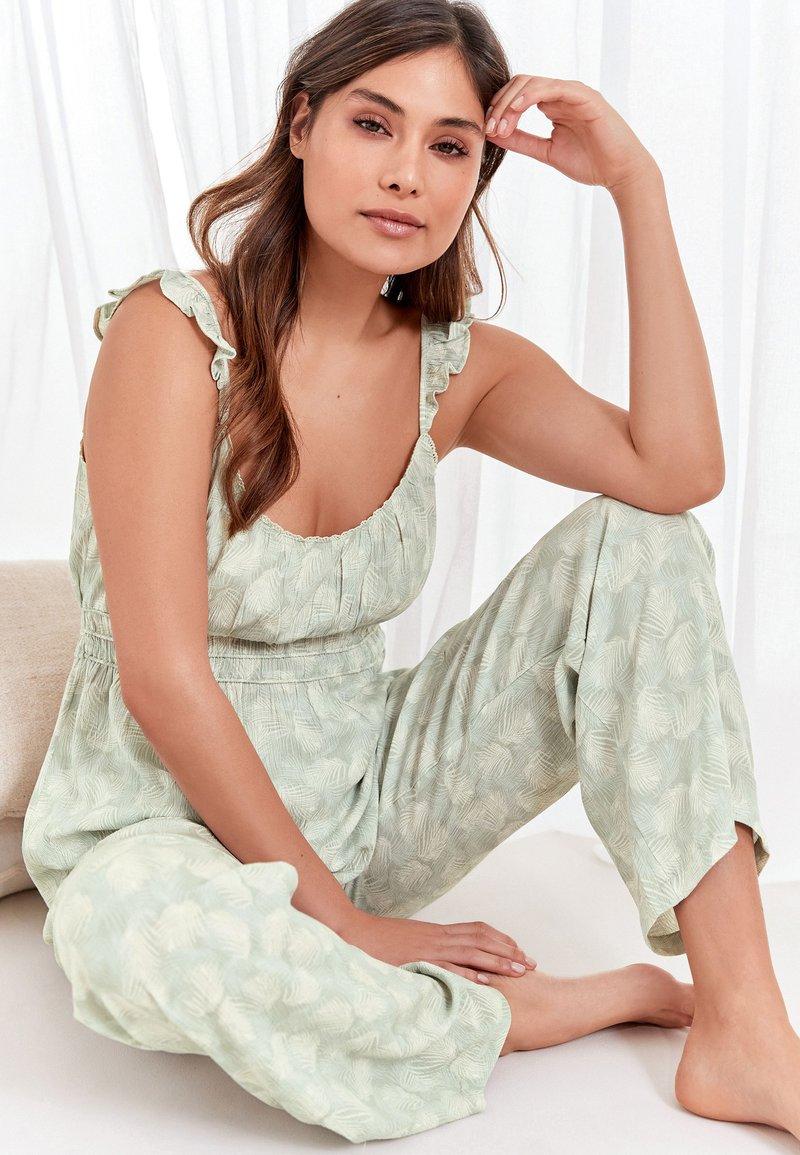 Next - Pyjama set - green