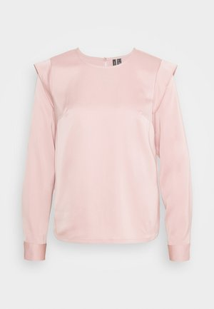 VMCOCO SHOULDER  - Topper langermet - misty rose