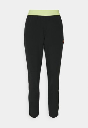 MILLA TRACK PANT - Tracksuit bottoms - black