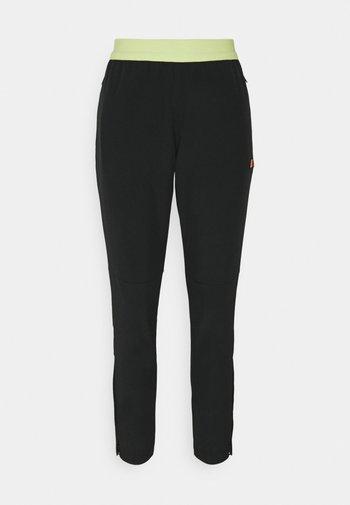 MILLA TRACK PANT - Tracksuit bottoms - black