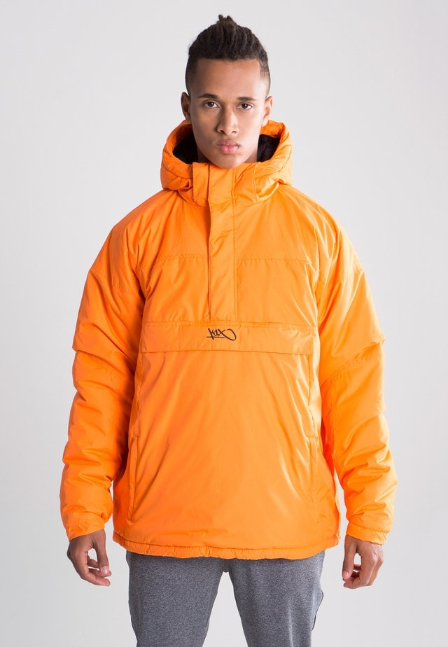 URBAN - Winter jacket - orange