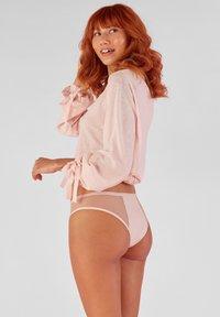 Pantys - Menstruationsunterwäsche Bikini - Slip - pink - 1