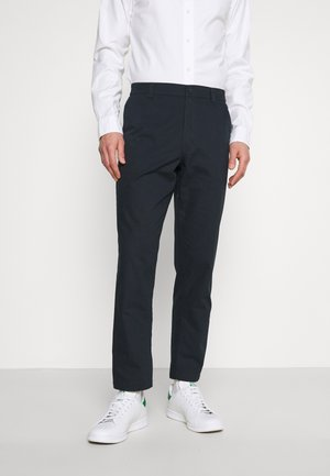 RUSHMORE RUGBY - Trousers - true navy