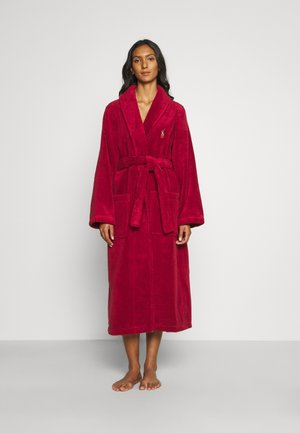 SHAWL - Dressing gown - eaton red