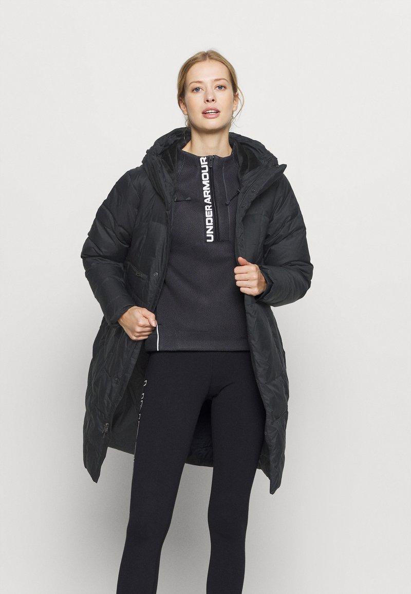 Under Armour - Down coat - black
