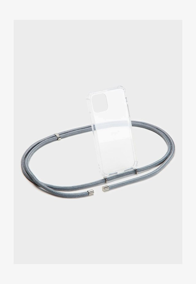 BASIC IPHONE 7/8 PLUS - Phone case - grey/silver