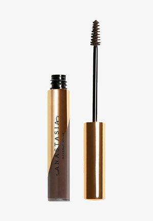DIPBROW GEL WASSERFEST - Eyebrow gel - medium brown
