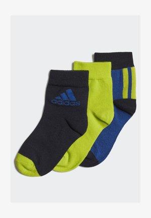 3 PAIRS - Sportsocken - blue