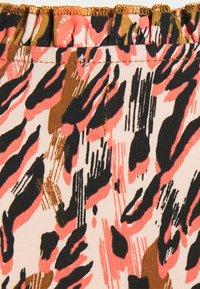 MAMALICIOUS - NURSING DRESS - Jersey dress - shell pink/green - 2