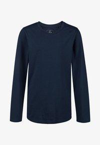 WE Fashion - REGULAR FIT - Long sleeved top - dark blue - 0