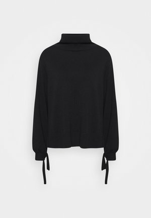 TEWA - Jumper - black