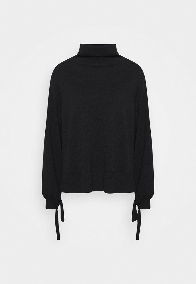 TEWA - Sweter - black