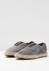 Natural World - Espadrillas - gris enz - 4