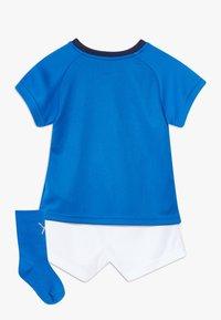 Puma - ITALIEN FIGC HOME BABYKIT SET - Sports shorts - power blue/peacoat - 1
