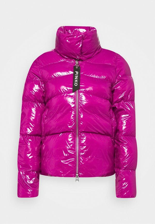 MIRCO KABAN - Winter jacket - fuchsia
