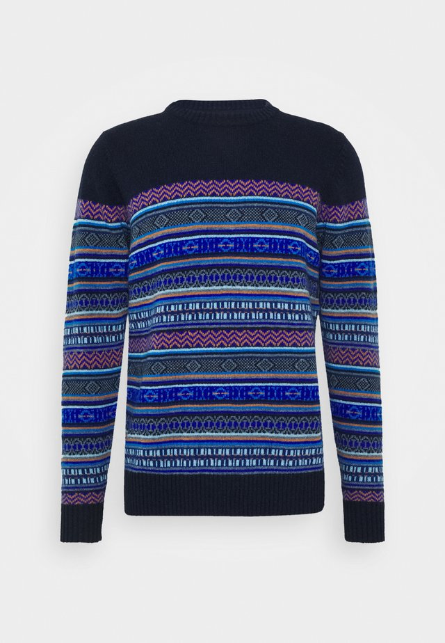 Maglione - navy