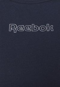 Reebok - PIPING PACK TANK - Top - vector navy - 2