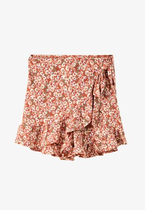 PRINT UND VOLANTS - Shorts - multi-coloured
