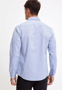DeFacto - Formal shirt - blue - 2