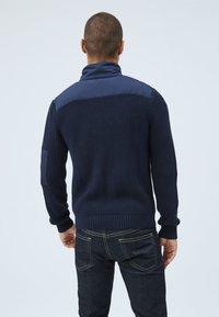 Pepe Jeans - DAVIDE - Cardigan - deepsea blau - 2