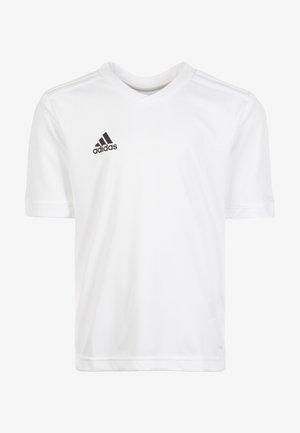 TABELA  - Basic T-shirt - white/white