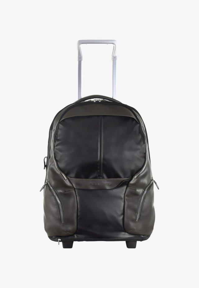 ROLLEN KABINENTROLLEY - Wheeled suitcase - black