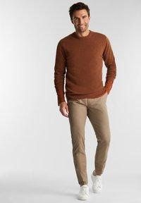 Esprit Collection - Jumper - rust brown - 1