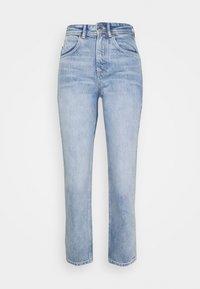 Marc O'Polo DENIM - MAJA - Jeans Tapered Fit - multi/90s vintage light blue - 0