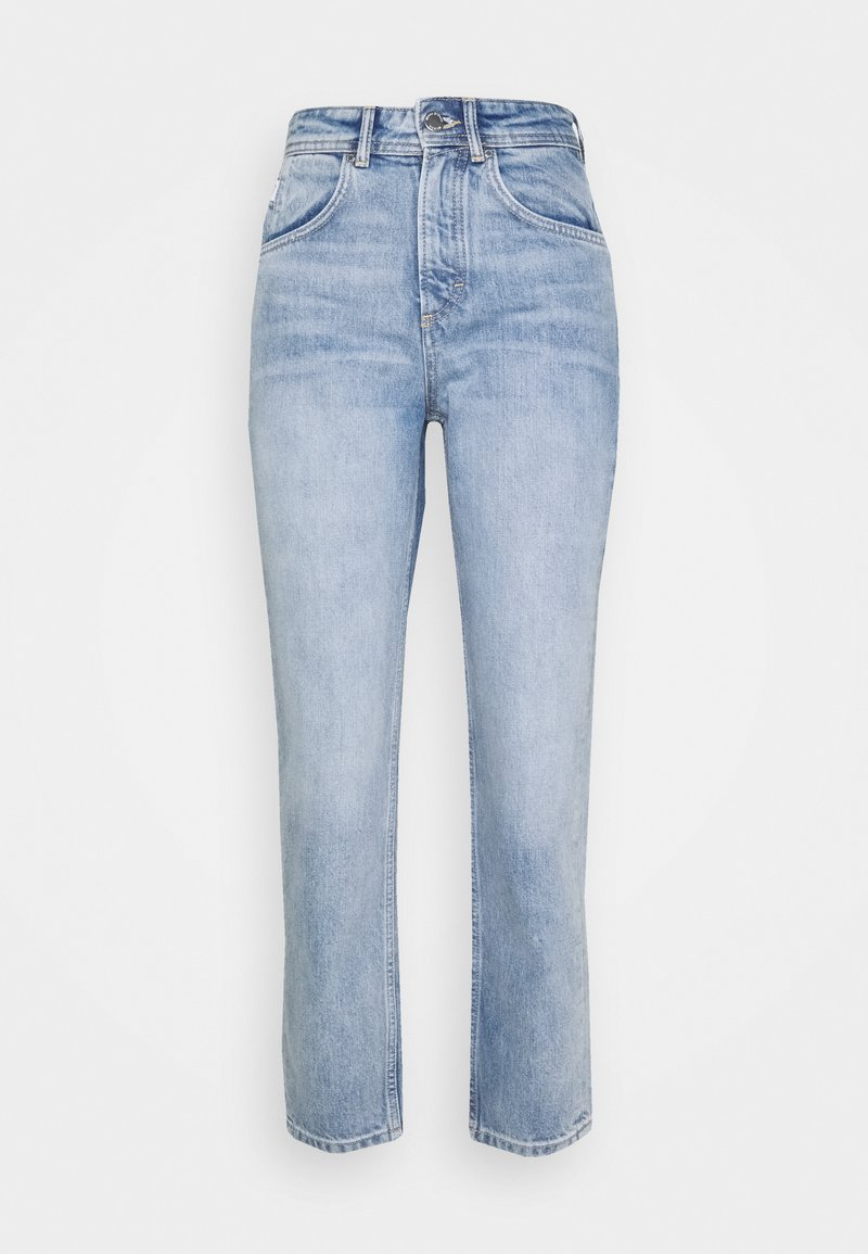 Marc O'Polo DENIM - MAJA - Jeans Tapered Fit - multi/90s vintage light blue