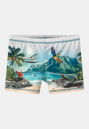 NORTON PLACED - Swimming trunks - multi-coloured