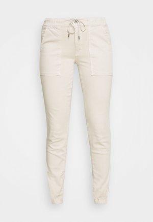 Skinny džíny - burgundy