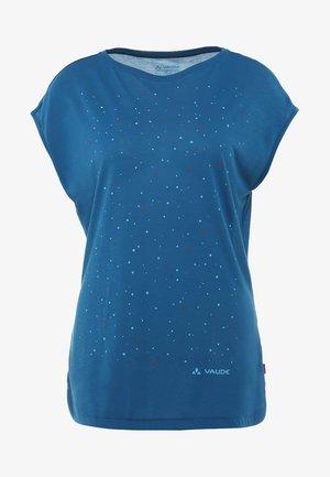 TEKOA - Print T-shirt - kingfisher
