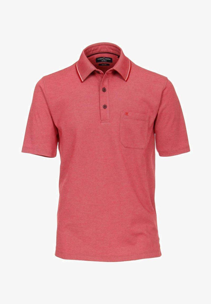 Casa Moda - Polo shirt - red