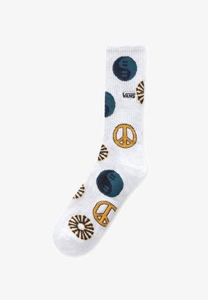 MN TAKE A STAND CREW (9.5-13, 1PK) - Socks - white
