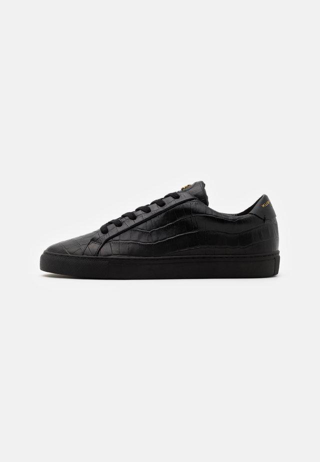 DONNIE - Sneakersy niskie - black