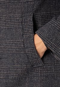 Pierre Cardin - Classic coat - blau/beige - 5