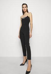 David Koma - Jumpsuit - black/silver - 3