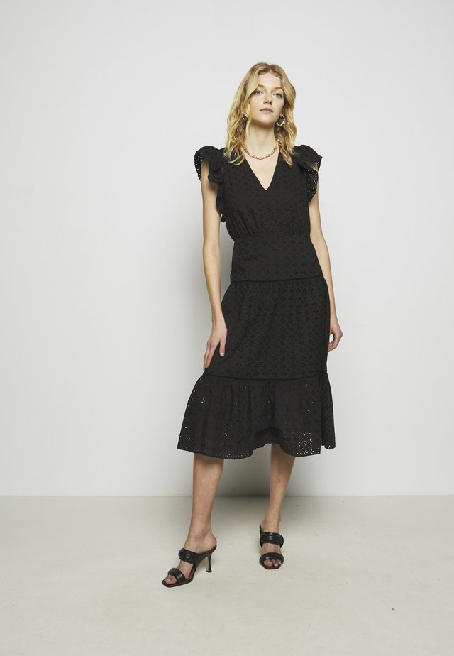 ELLINOR DRESS - Day dress - black
