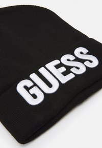 Guess - HAT WITH LOGO UNISEX - Čepice - jet black - 2