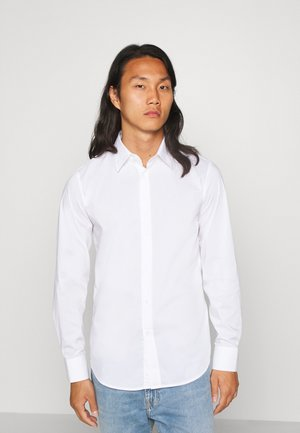 BASIC - Formal shirt - white