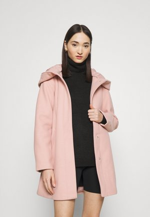 VICANA HOOD  - Manteau court - misty rose