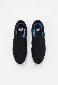Nike SB - CHRON 2 UNISEX - Sneakers laag - black/white - 3