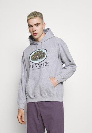 HAVANA FRUIT TREE REGULAR HOODIE - Sweatshirt - light grey