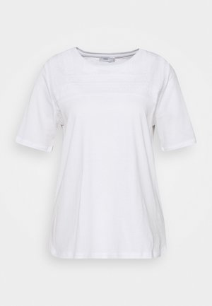 WOMEN - Print T-shirt - white