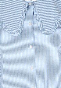 Zizzi - Blouse - blue stripe - 4