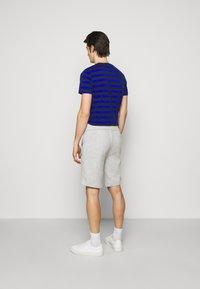 Polo Ralph Lauren - THE CABIN FLEECE SHORT - Shorts - andover heather - 2