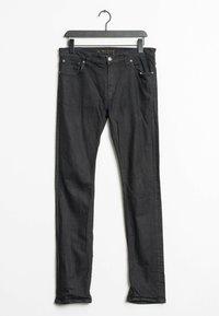 Nudie Jeans - Slim fit jeans - black - 0