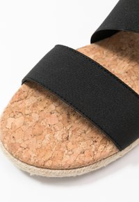 Call it Spring - MISTII - Espadrilky - black - 2