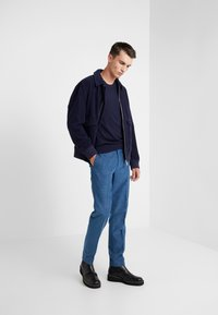Club Monaco - LUX LINKS - Maglione - dark blue - 1