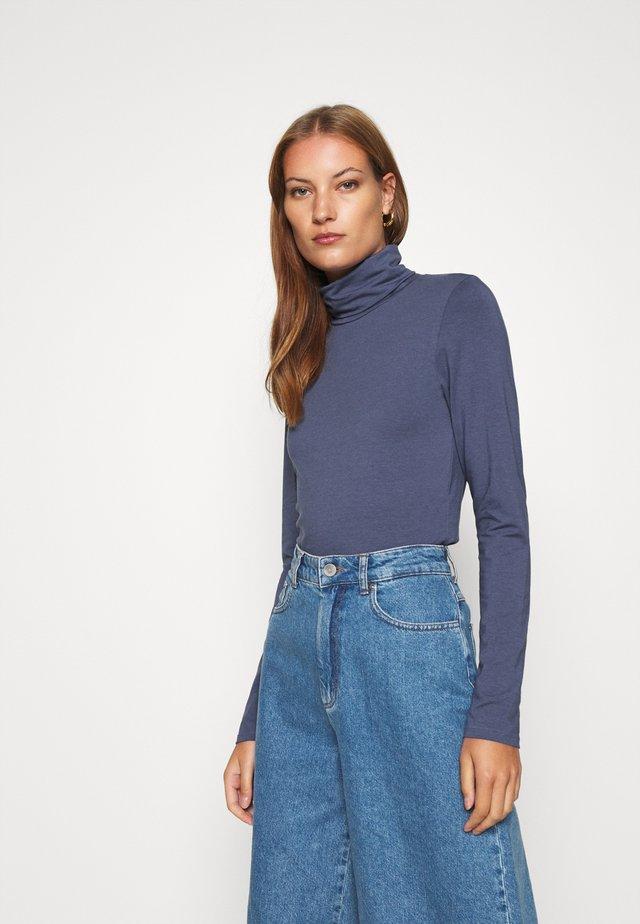 TANNER   - Long sleeved top - vintage blue